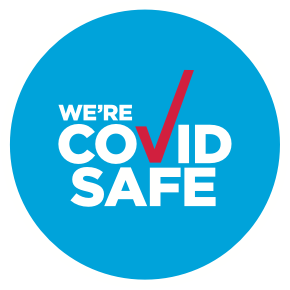 We Are COVIDSafe
