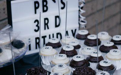Purebred's 3rd Birthday