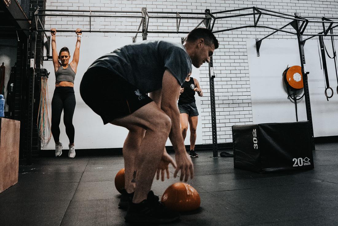 Purebred Fitness Hustle Gym Classes